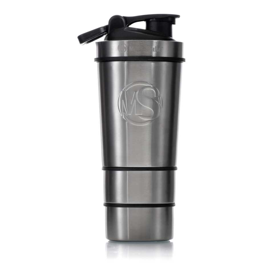 MetalShake Cool Steel shaker