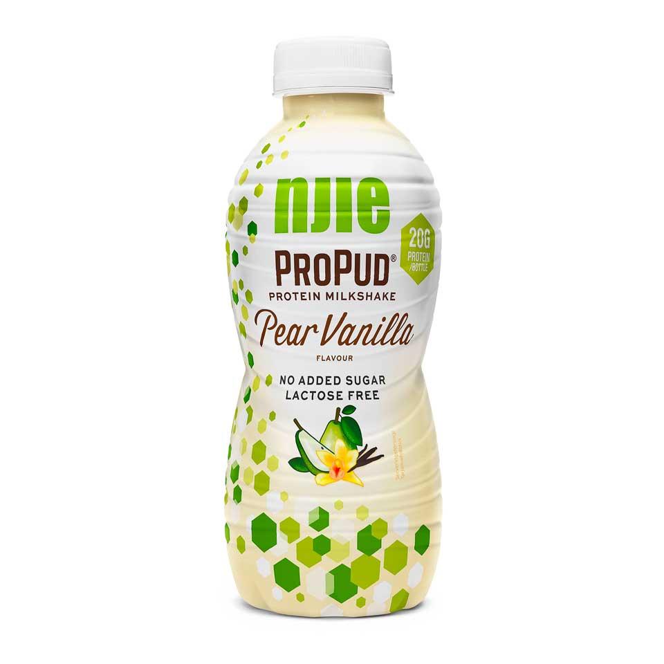 propud milkshake kcal