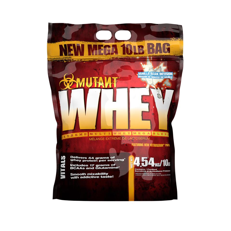 Mutant Whey Vanilla Ice Cream 4,54 kg - Mutant