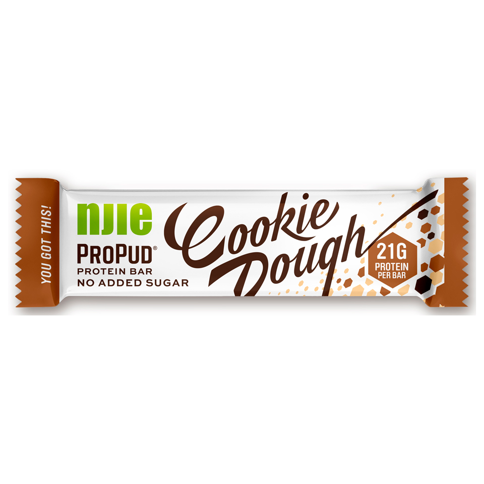 NJIE Protein Bar 55 gram Cookie Dough - Njie