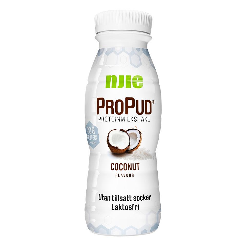 Njie Propud Protein Milkshake Mm Sports