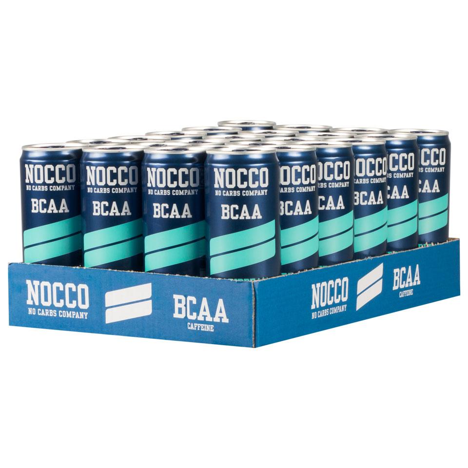 NOCCO BCAA Flak 24-pack Caribbean