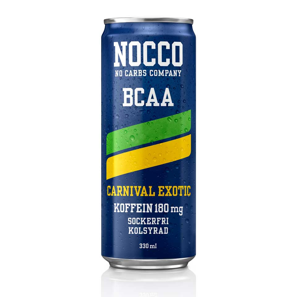 NOCCO BCAA Carnival Exotic