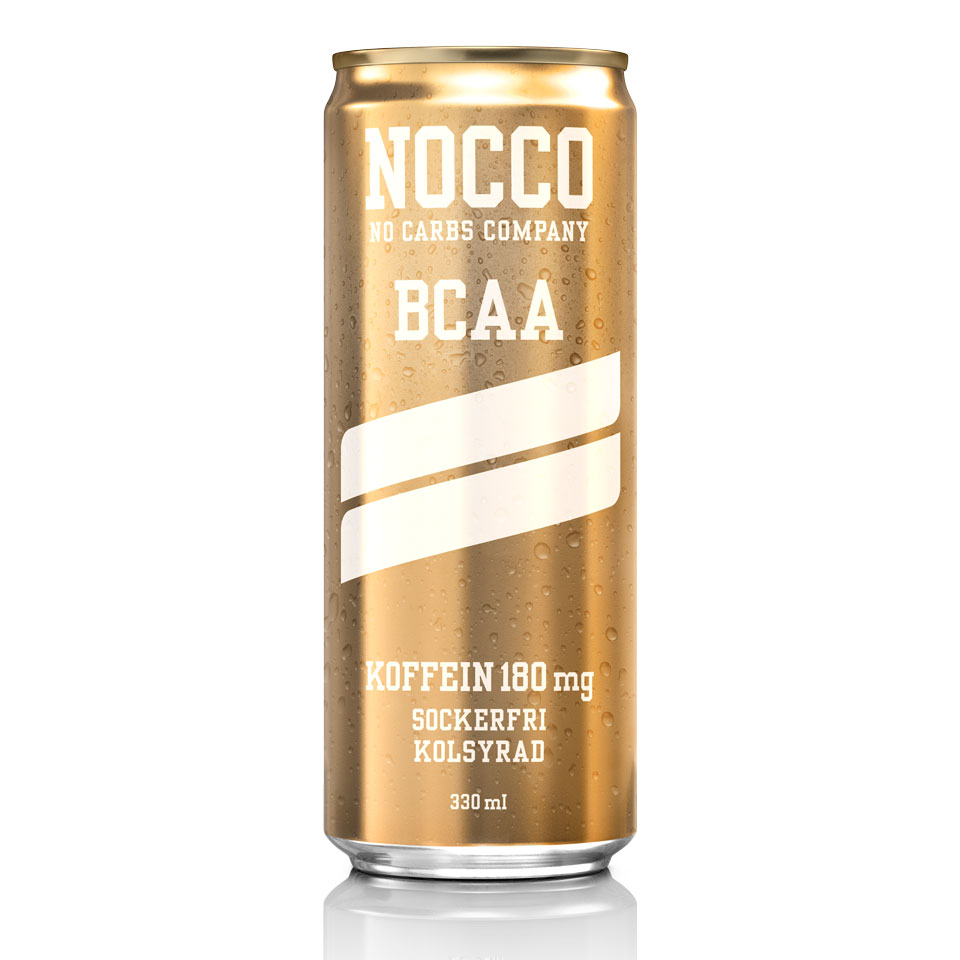 NOCCO BCAA Gold Limited Edition