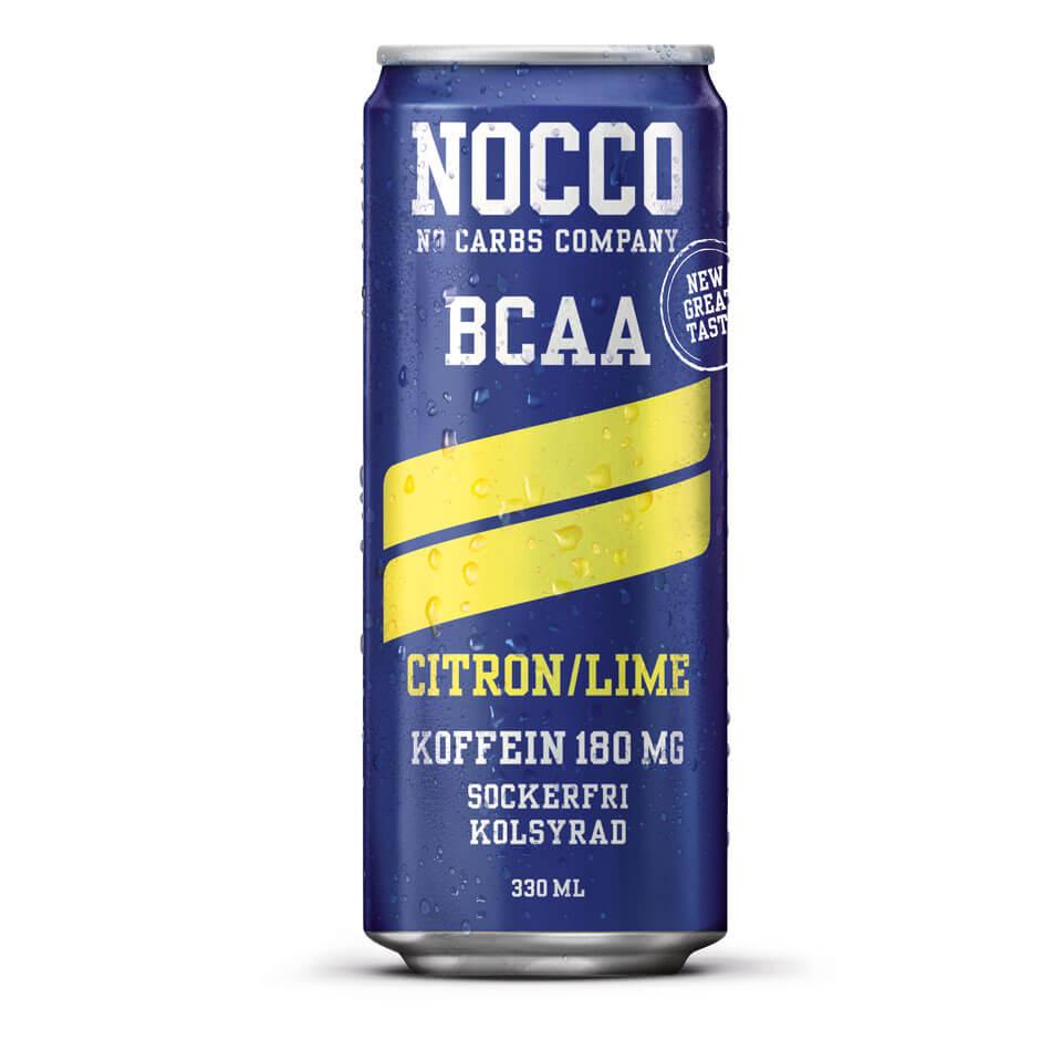 NOCCO BCAA Citron/Lime