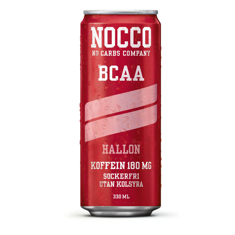 NOCCO BCAA Hallon