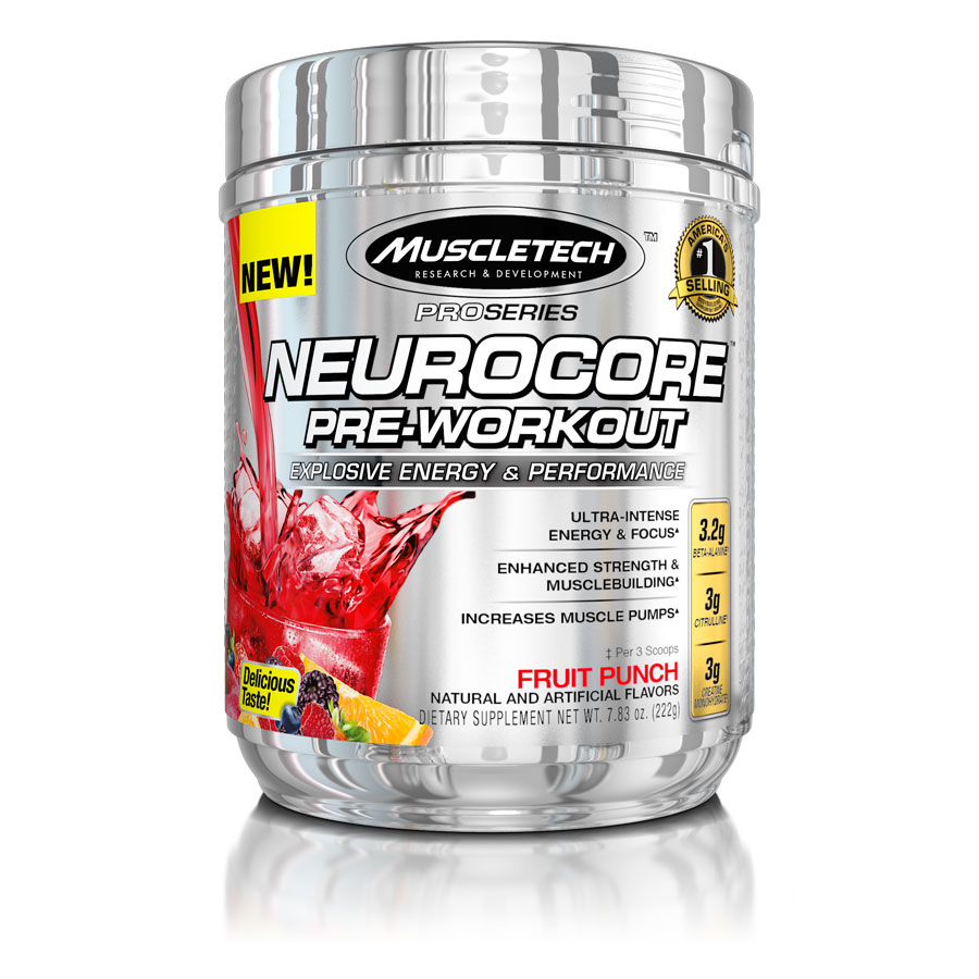 MuscleTech Pro Series Neurocore Fruit Punch - MuscleTech