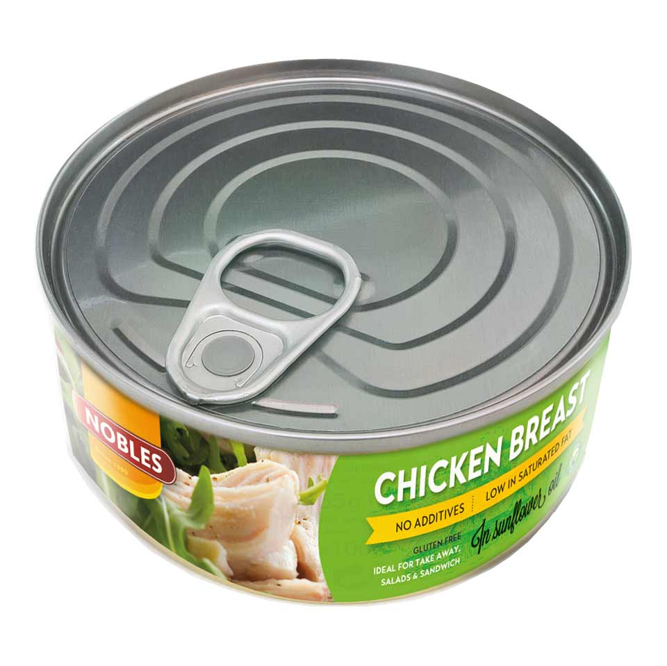 Nobles Chicken Breast 155 gram Sunflower - Nobles