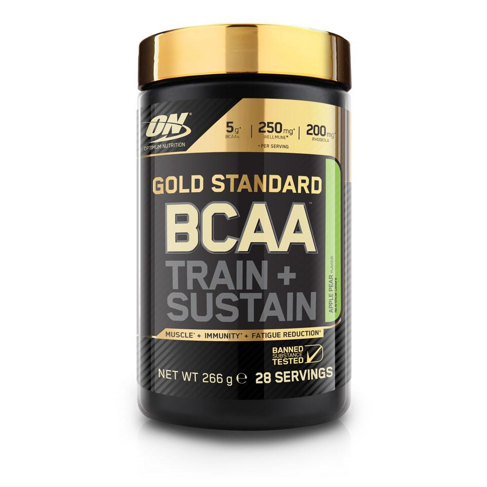 Optimum Nutrition Gold Standard BCAA 266 gram Apple Pear - Optimum Nutrition