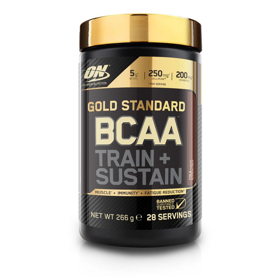 Optimum Nutrition Gold Standard BCAA 266 gram Cola - Optimum Nutrition