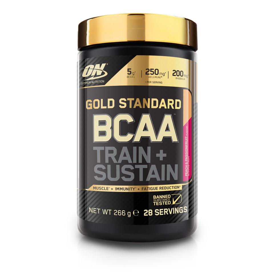 Optimum Nutrition Gold Standard BCAA 266 gram Peach Passionfruit - Optimum Nutrition