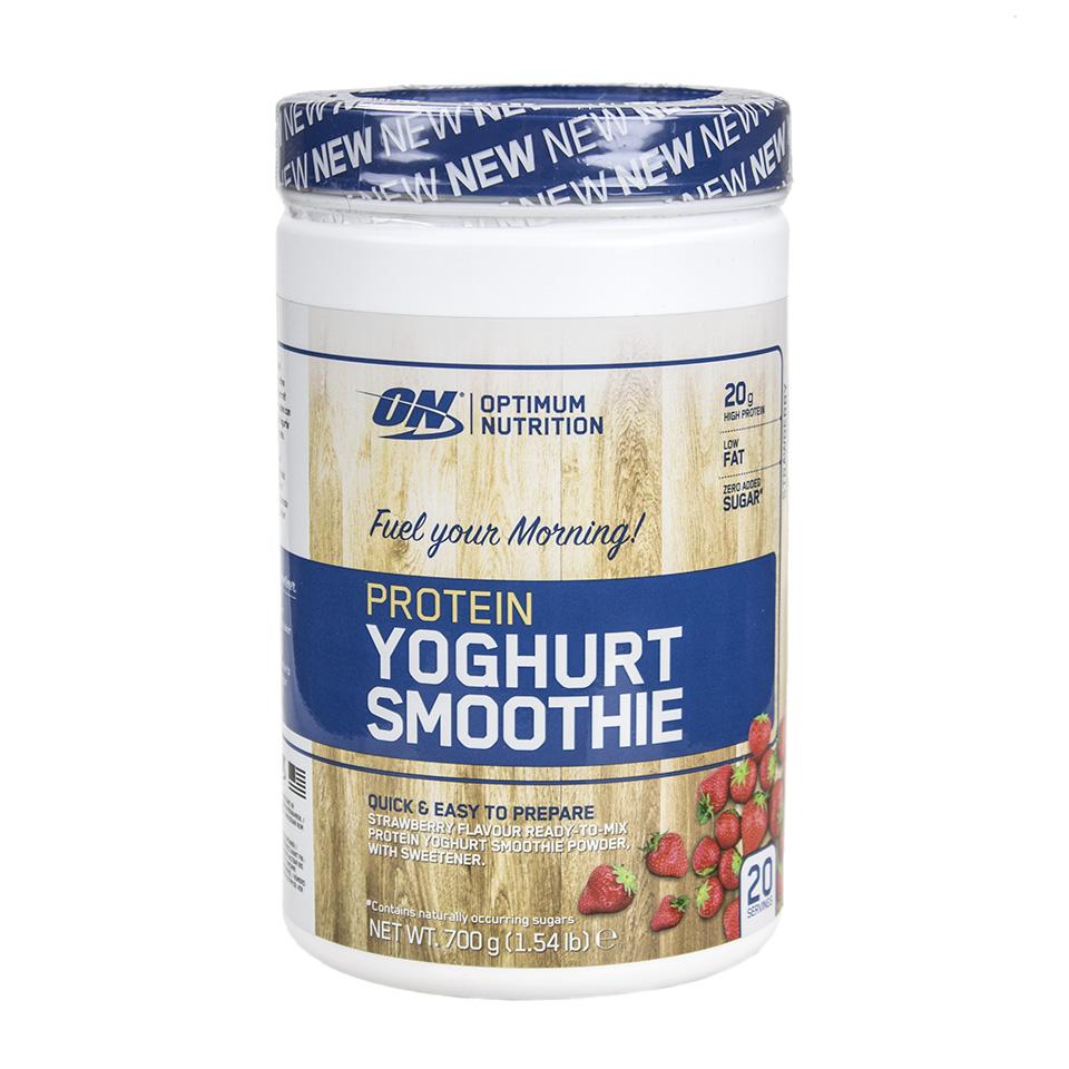 Optimum Nutrition ON Yoghurt Smoothie 700 gram Strawberry - Optimum Nutrition