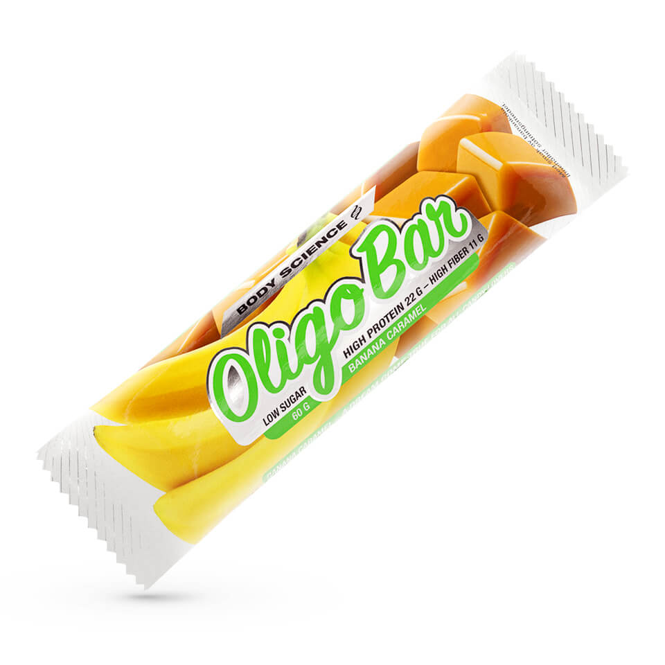 Body Science Oligo Bar Banana Caramel