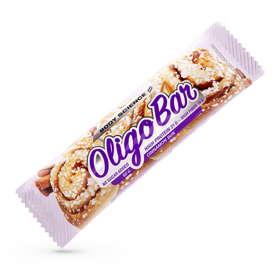 Body Science Oligo Bar Cinnamon Bun