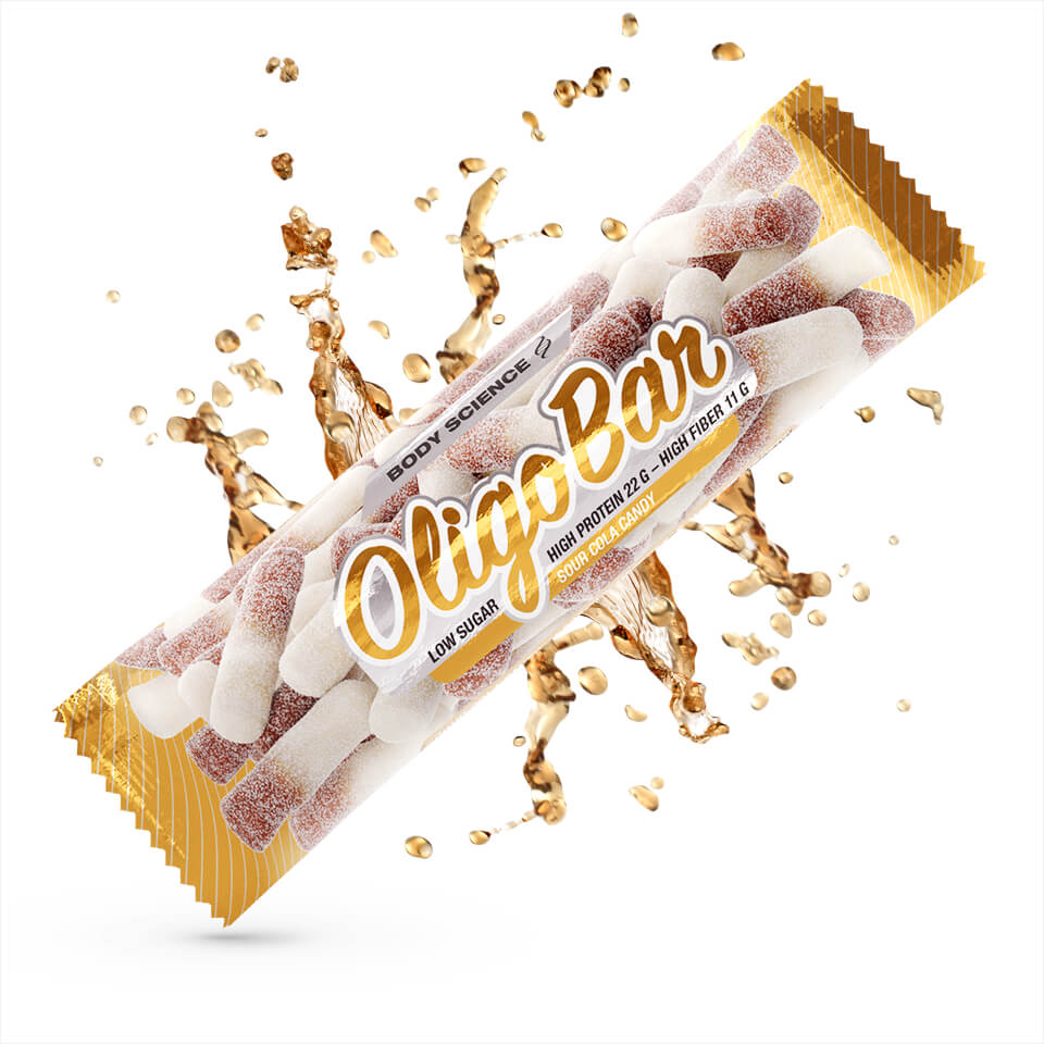 Body Science Oligo Bar Sour Cola Candy
