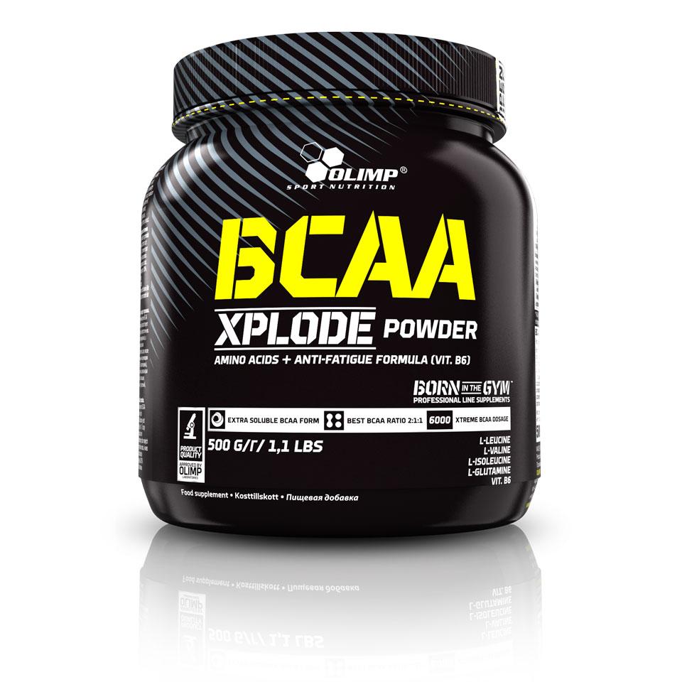 Olimp BCAA Xplode Lemon 500 gram - Olimp