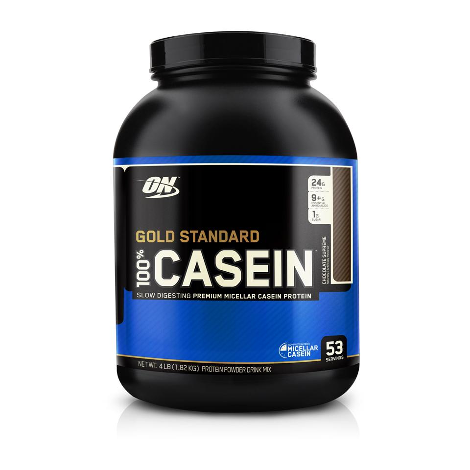 Optimum Nutrition Gold Standard 100% Casein Choklad 1,81kg - Optimum Nutrition