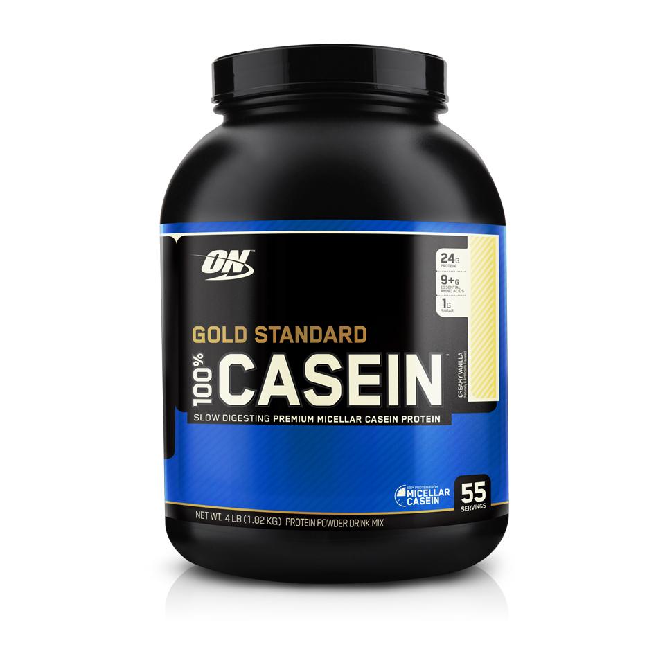 Optimum Nutrition Gold Standard 100% Casein Vanilj 1,81kg - Optimum Nutrition