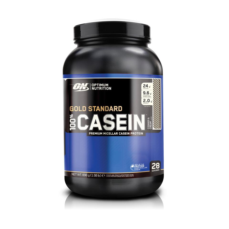 Optimum Nutrition Gold Standard 100% Casein 0,908kg Cookies & Cream - Optimum Nutrition