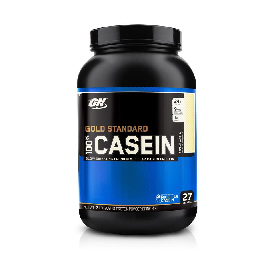 Optimum Nutrition Gold Standard 100% Casein Vanilj 0,908kg - Optimum Nutrition