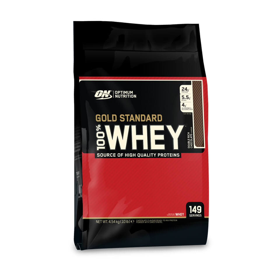 Optimum Nutrition Gold Standard 100% Whey 4,54 kg