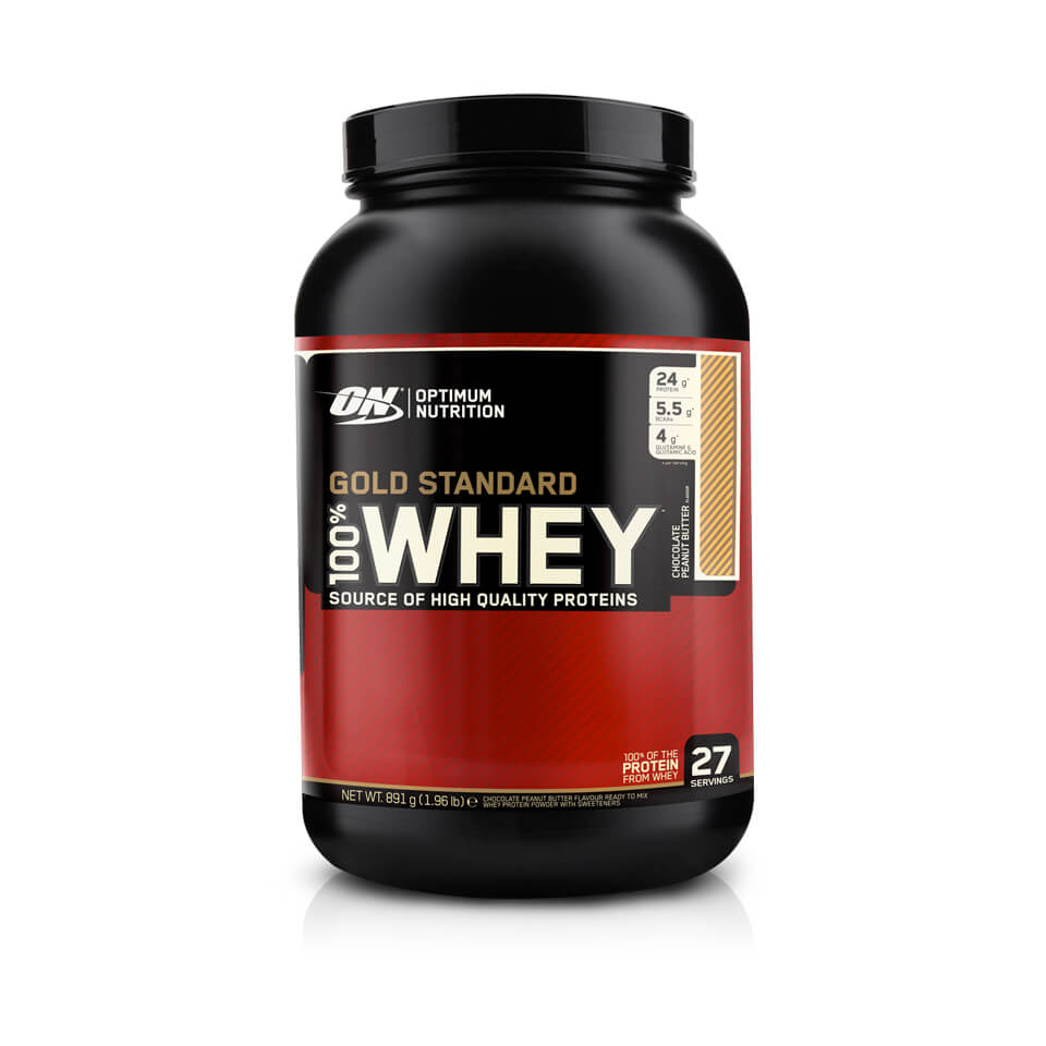 Optimum Nutrition Gold Standard 100% Whey French Vanilla Créme (Limited!) 909 g - Optimum Nutrition