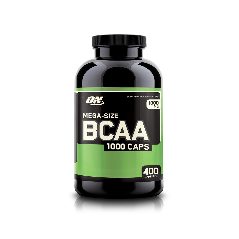 Optimum Nutrition BCAA 1000 400 kapslar - Optimum Nutrition