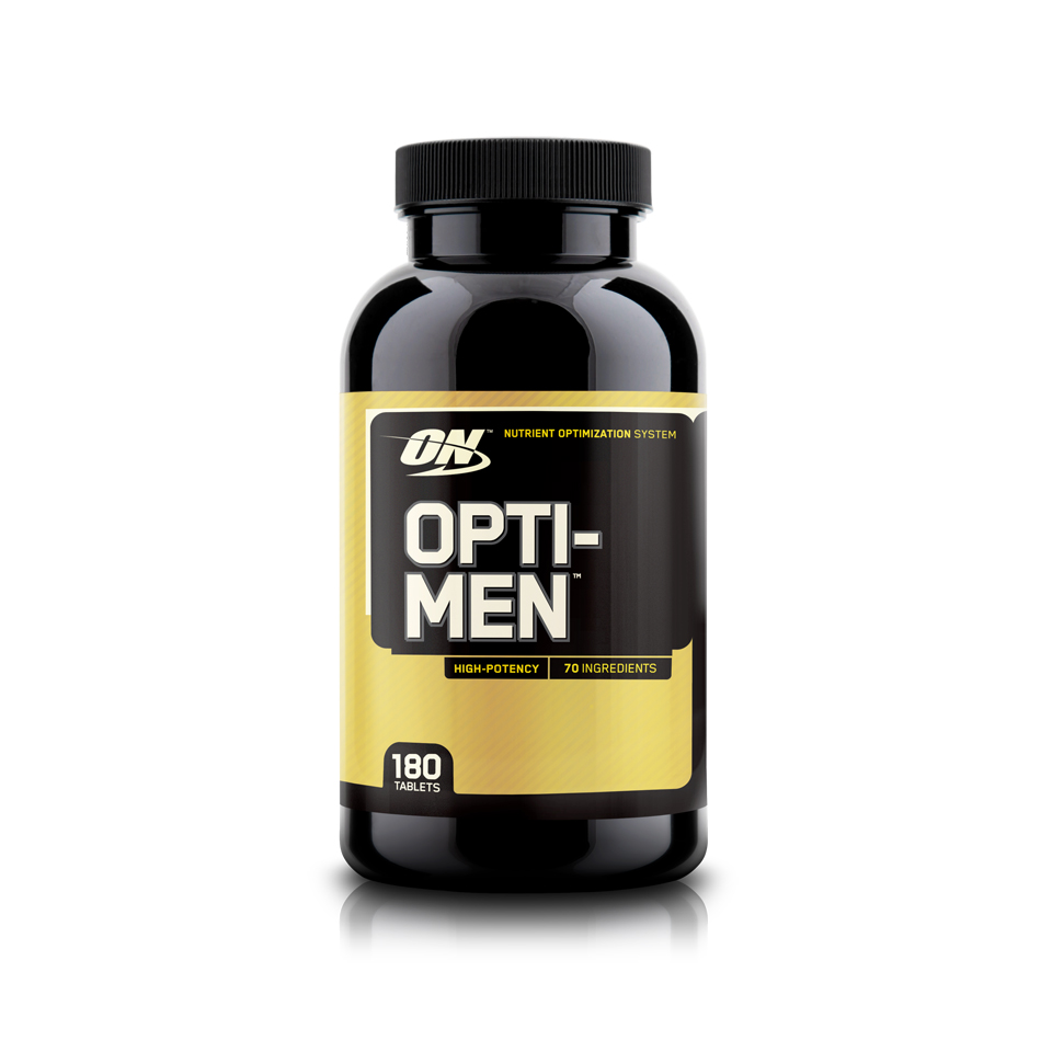 Optimum Nutrition Opti-Men 180 kapslar - Optimum Nutrition