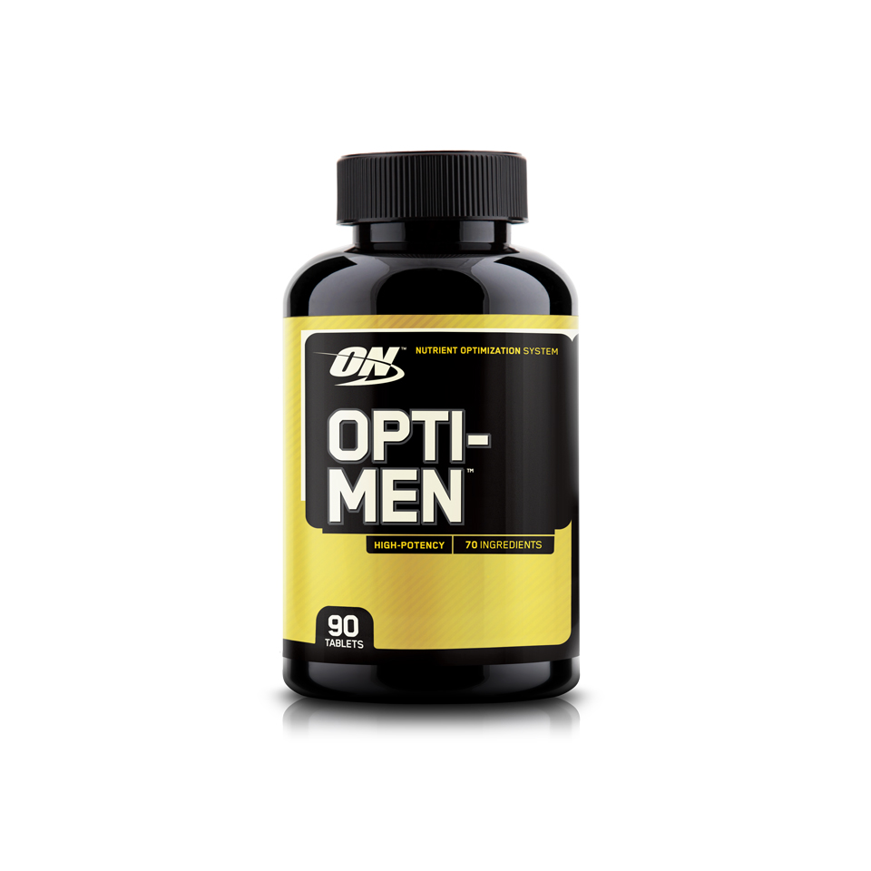 Optimum Nutrition Opti-Men 90 kapslar - Optimum Nutrition