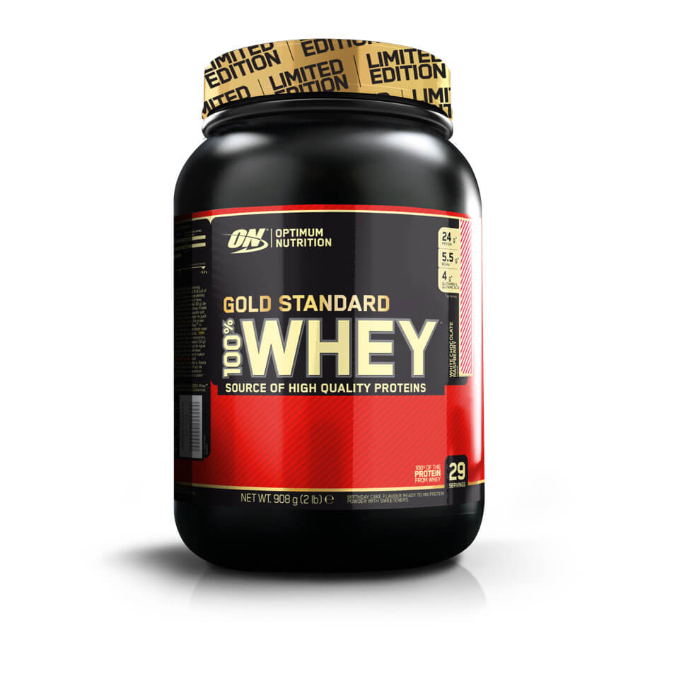 Optimum Nutrition Gold Standard 100% Whey Limited Edition