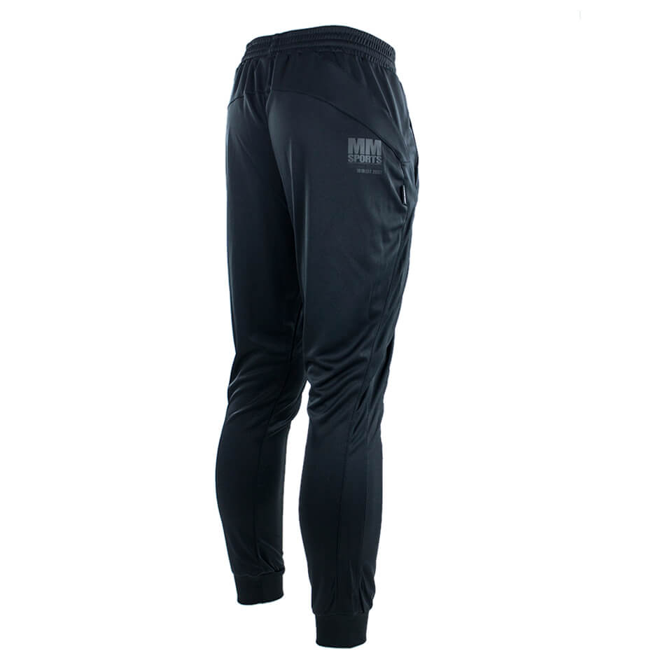 MM Sports MM Est 2002 Tapered Mesh Pants Negatron byxor baksida