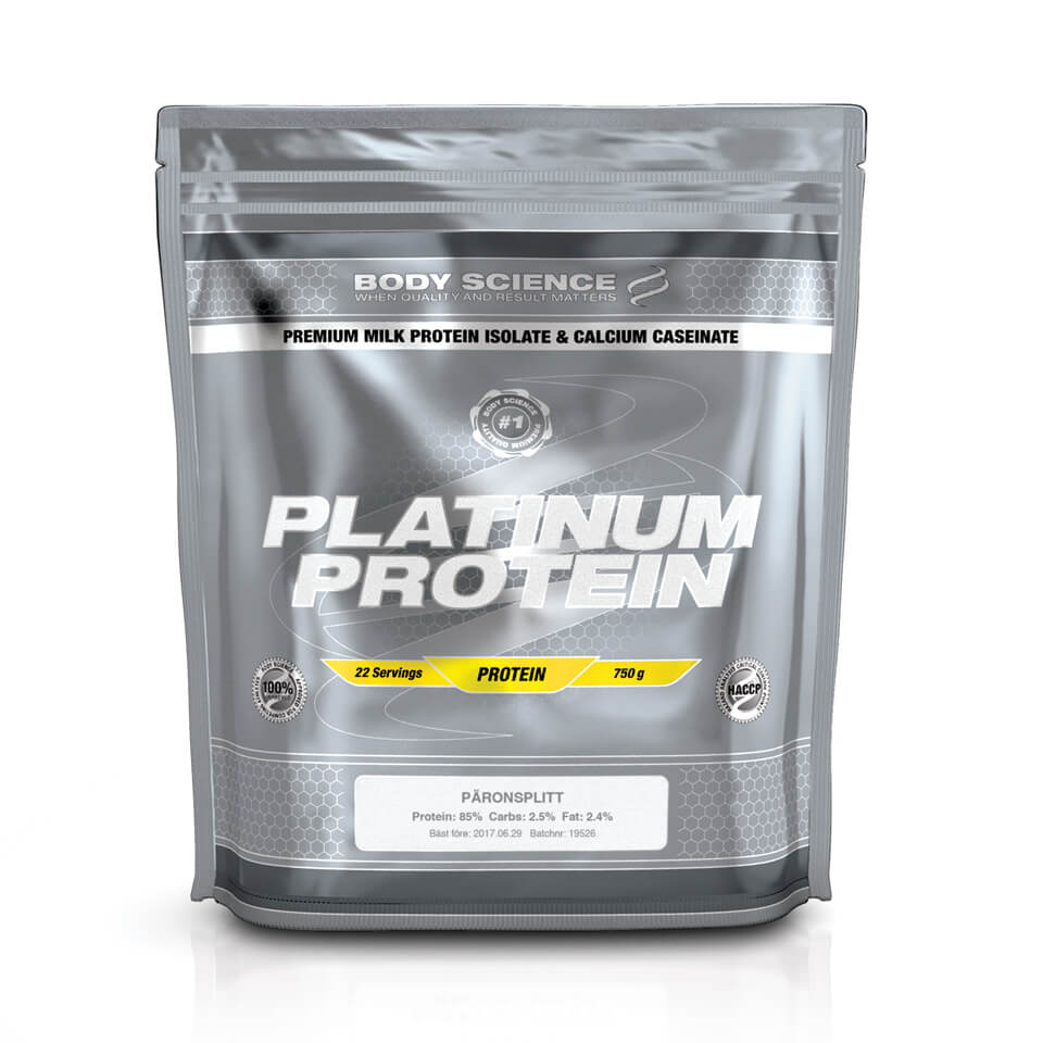 Body Science Platinum Protein Päronsplitt