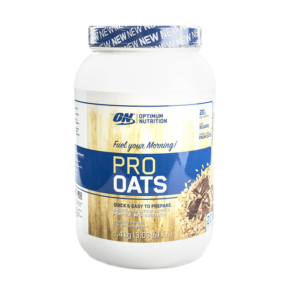 Optimum Nutrition ON Pro Oats 1,4 kg Chocolate - Optimum Nutrition
