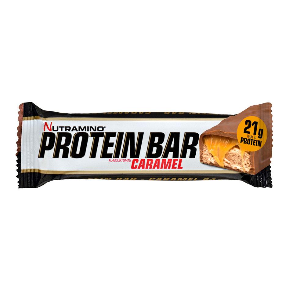 Nutramino Proteinbar 64 gram Caramel - Nutramino