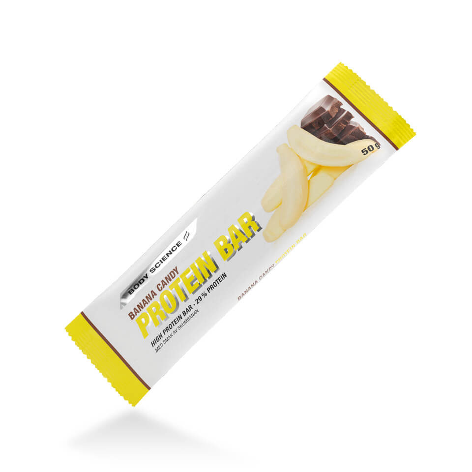 Body Science Protein Bar Banana Candy