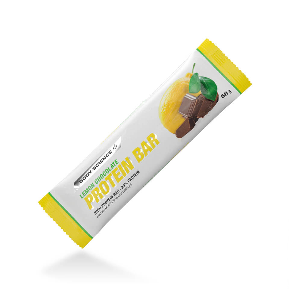 Body Science Protein Bar Lemon Chocolate