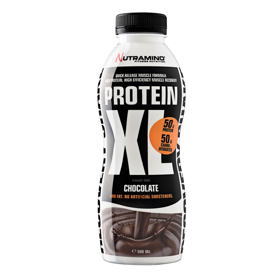 Nutramino Protein XL Shake 500 ml Chocolate - Nutramino