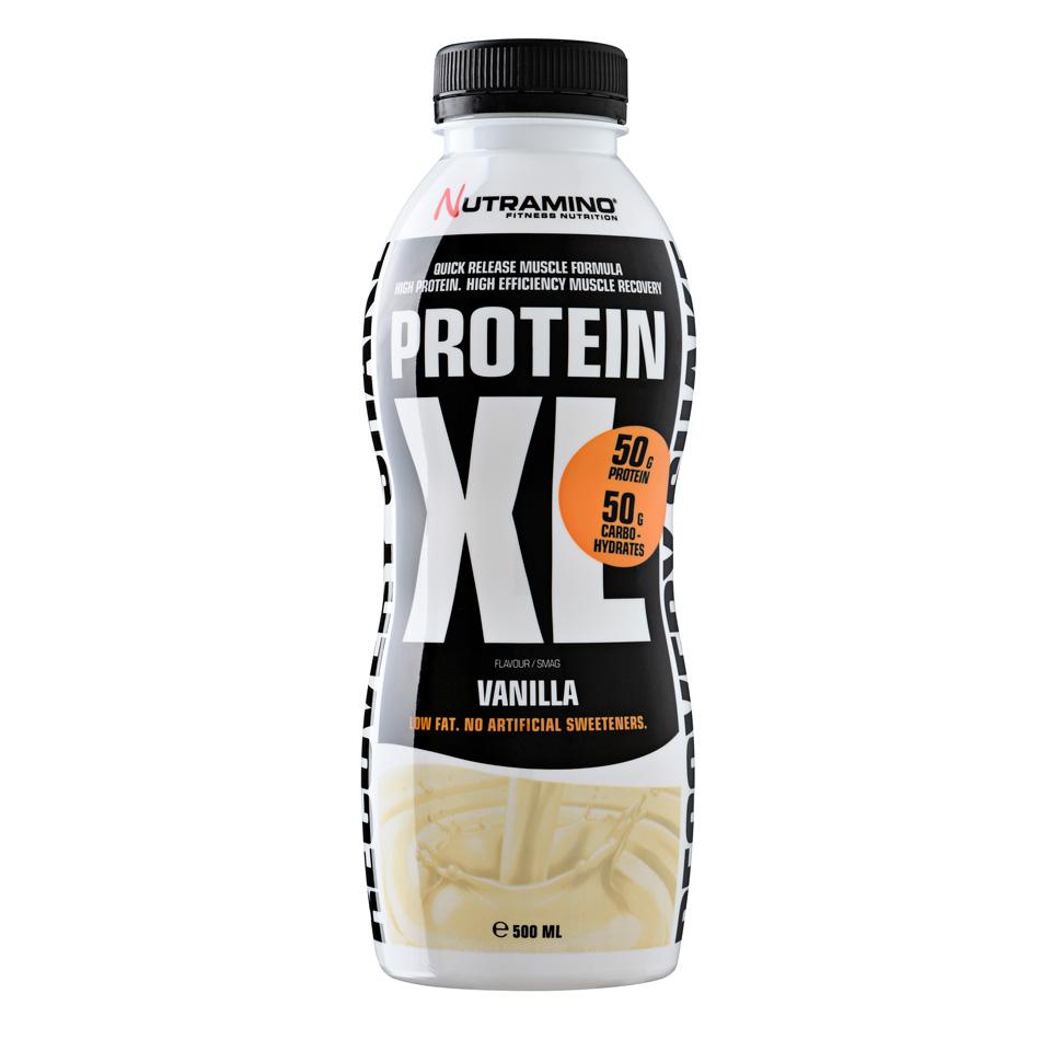 Nutramino Protein XL Shake 500 ml Vanilla - Nutramino