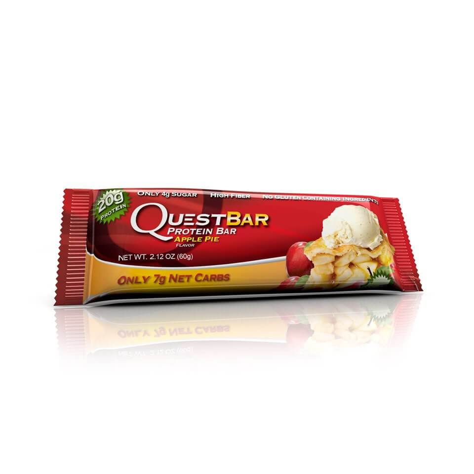 Quest Bars Apple Pie