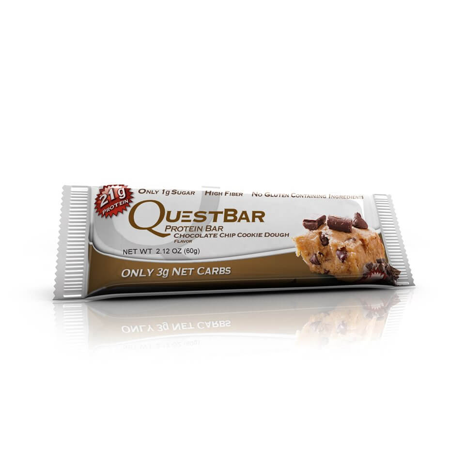 Quest Bars Chocolate Chip Cookie Dough