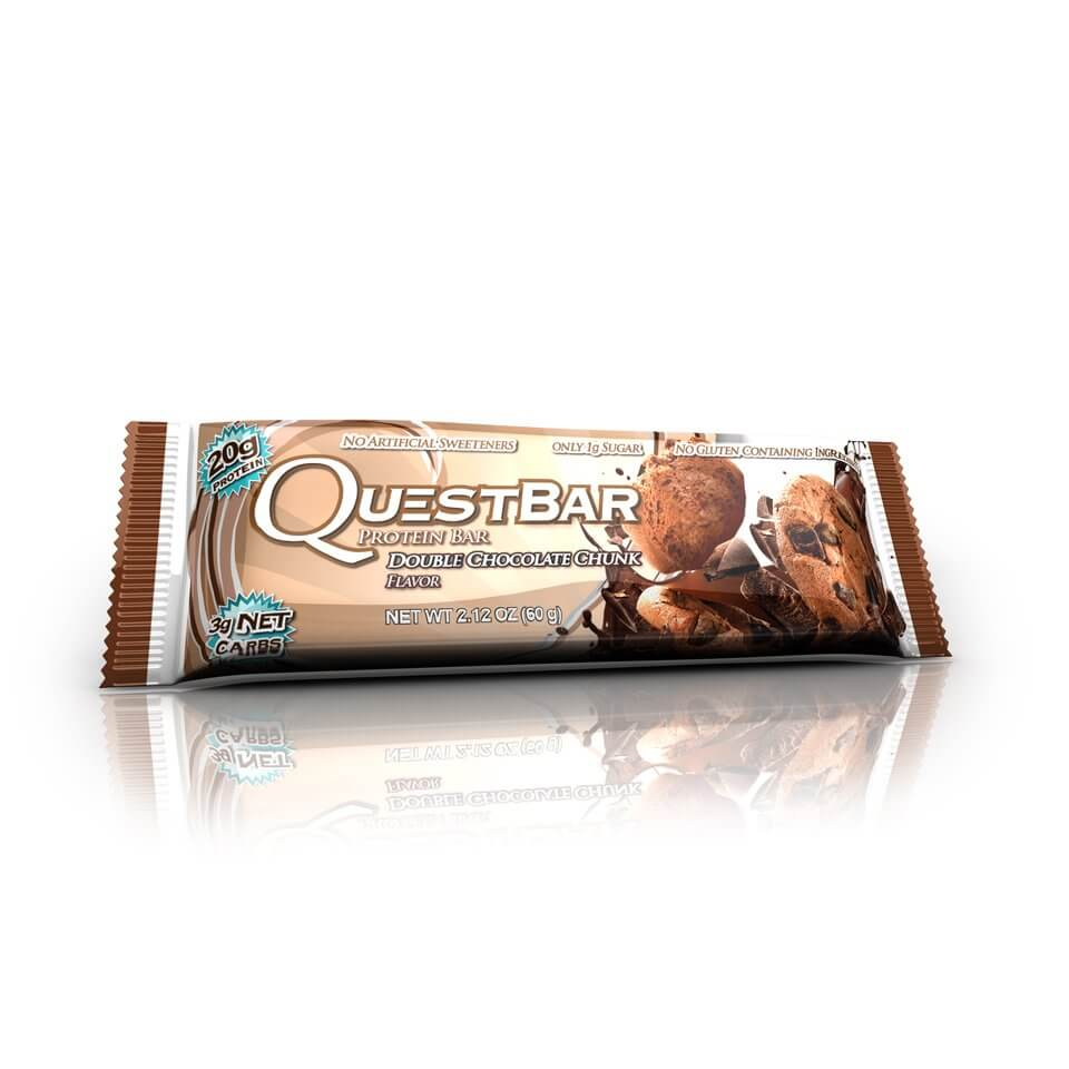 Quest Bars Double Chocolate Chunk
