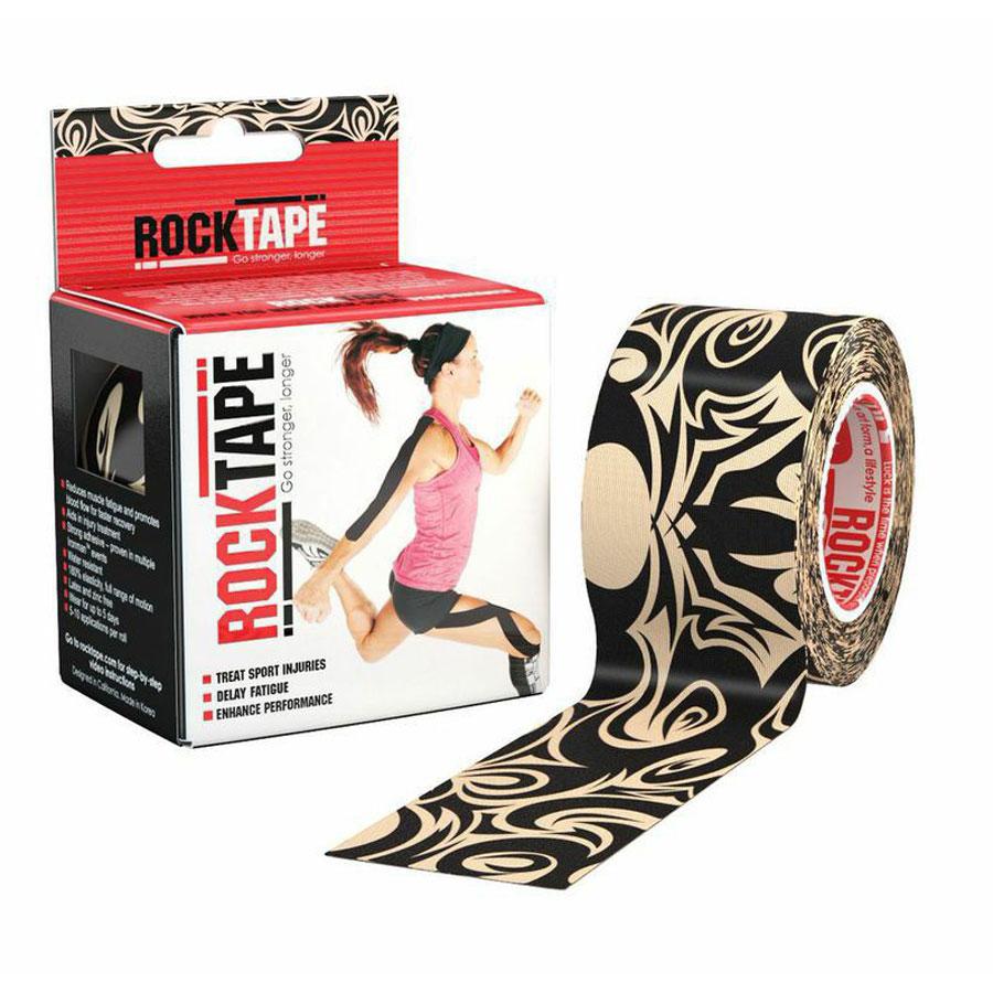 RockTape Kinesiologitejp 5cm x 5m Tattoo - RockTape