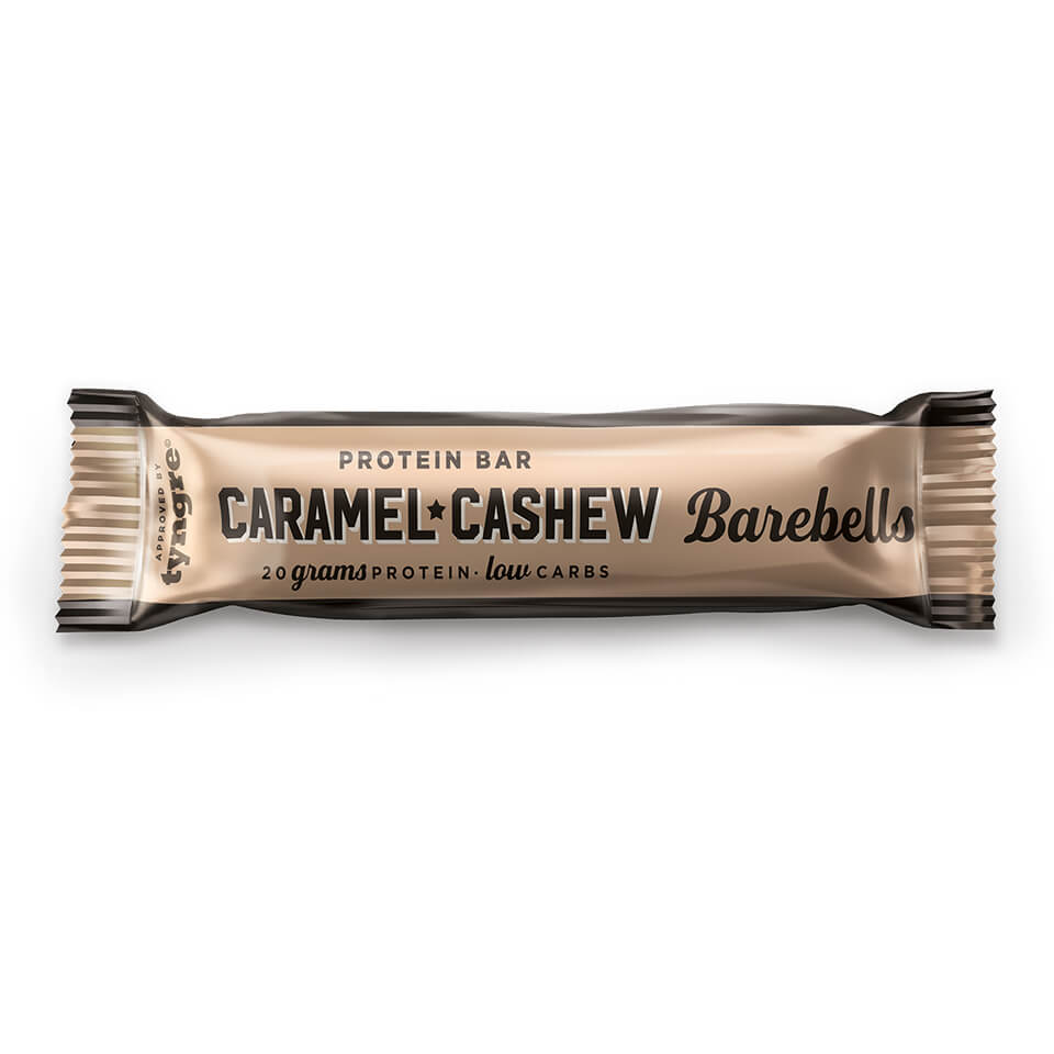 Barebells Protein Bar Caramel Cashew