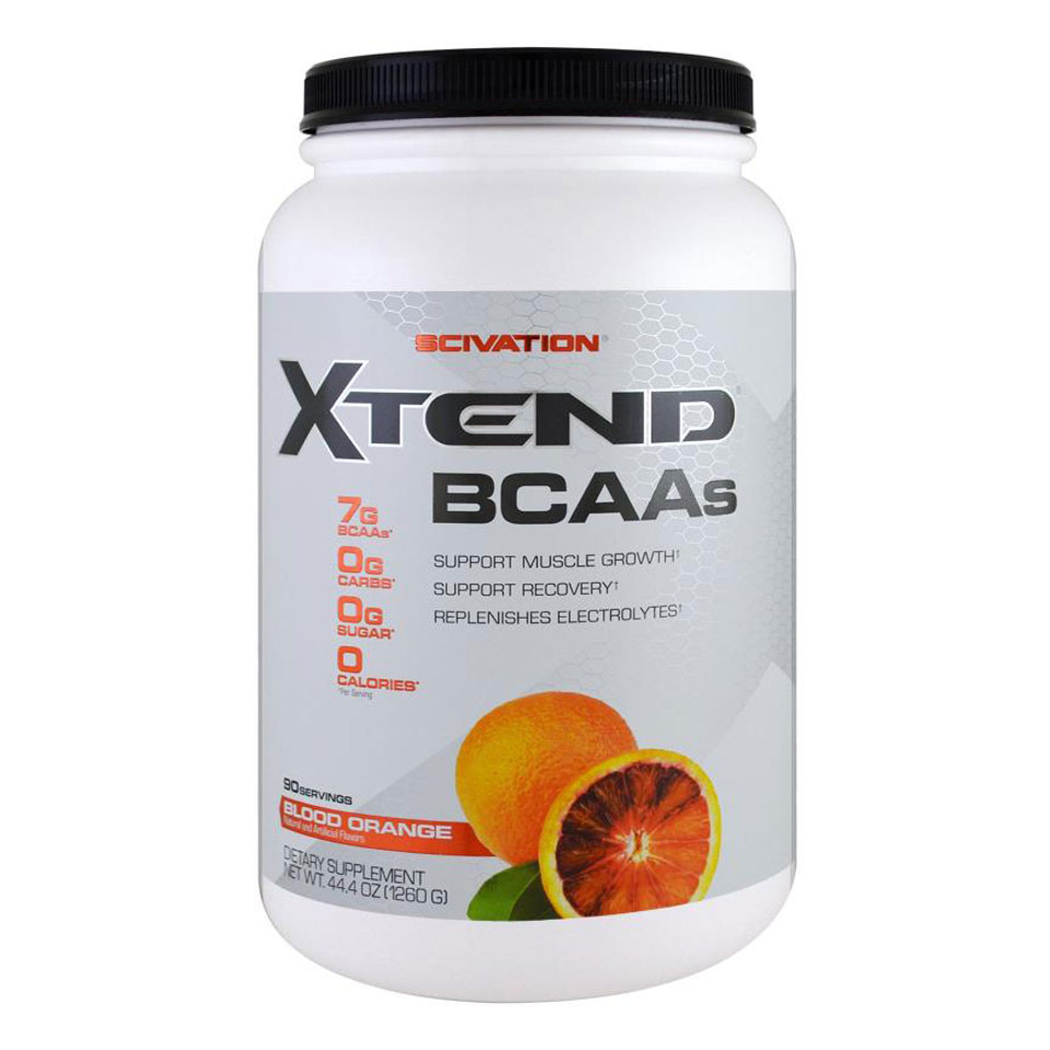 Scivation Xtend BCAA Blood Orange 90 portioner