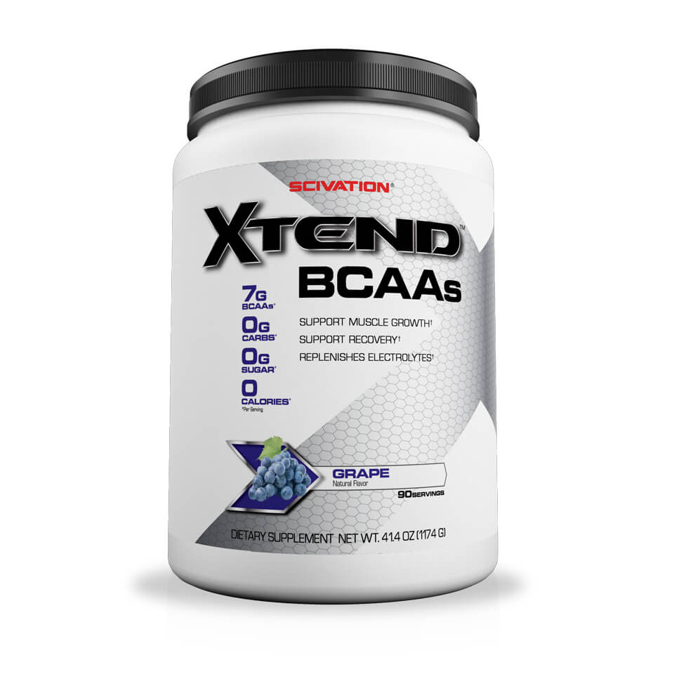 Scivation Xtend BCAA Grape 90 portioner