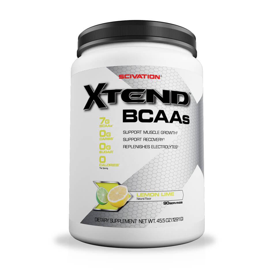 Scivation Xtend BCAA Lemon-Lime 90 portioner