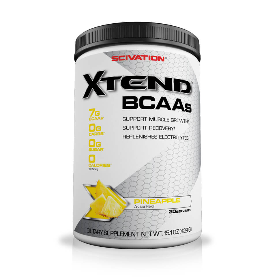 Scivation Xtend BCAA Pineapple 30 portioner