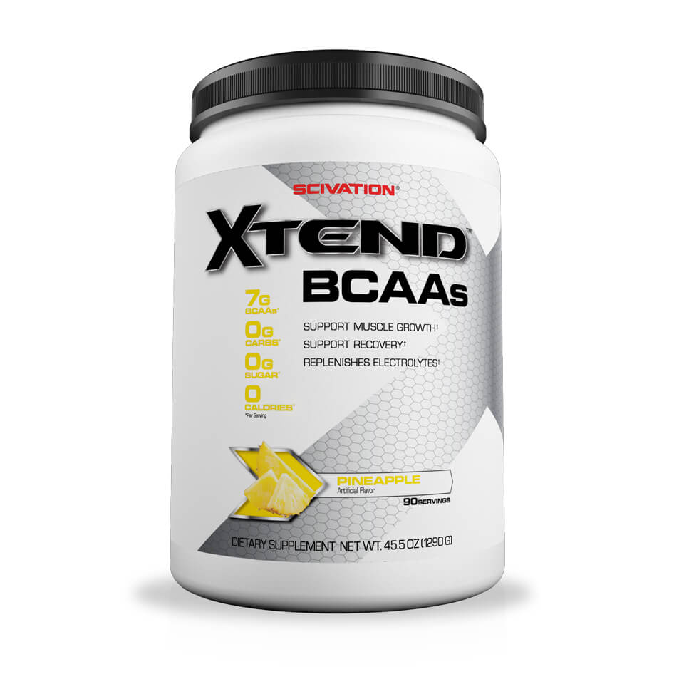 Scivation Xtend BCAA Pineapple 90 portioner