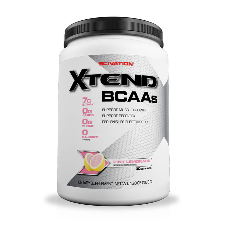 Scivation Xtend BCAA Pink Lemonade 90 portioner