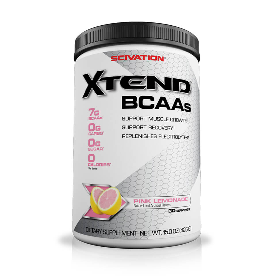 Scivation Xtend BCAA Pink Lemonade 30 portioner